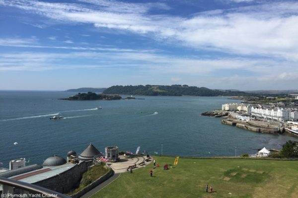 River cruise with Plymouth Yacht Charter