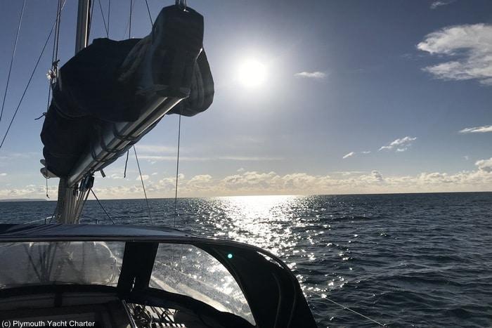 Sea Shanty - Plymouth Yacht Charter